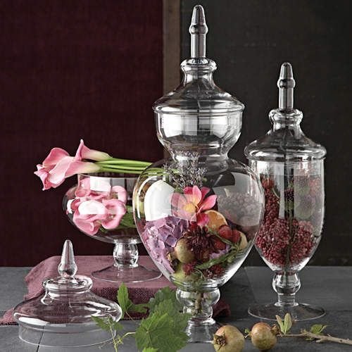 Ways To Decorate Glass Jars: 109 Best Images About DRIED FLOWERS AND FRUITS. GREAT FOR