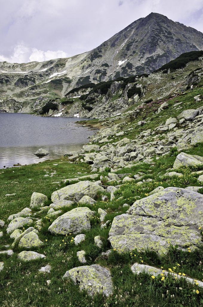Bucura Lake Retezat Mountains, Romania