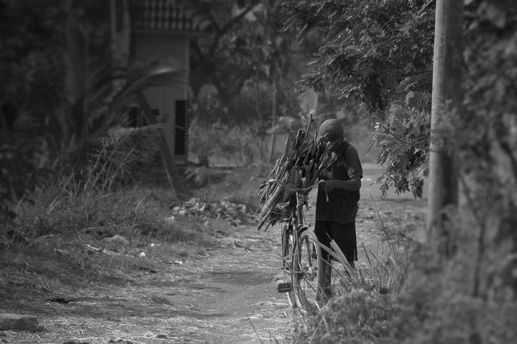Hard Workers #Jojakarta#Indonesia#Black and White#