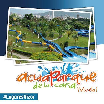 Si deseas vivir una experiencia recreativa, O simplemente eres amante del deporte. esta es tu oportunidad para visitar #AcuaParqueDeLaCaña #Colombia #Cali  www.vizormobil.com