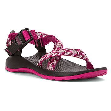 Girls' | Chaco Kids' Z/1 Sandal Pre/Grade School - Pink Multi - FREE SHIPPING at Shoes.com