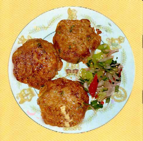Dawoodi Bohra Food: Shaami Kebabs