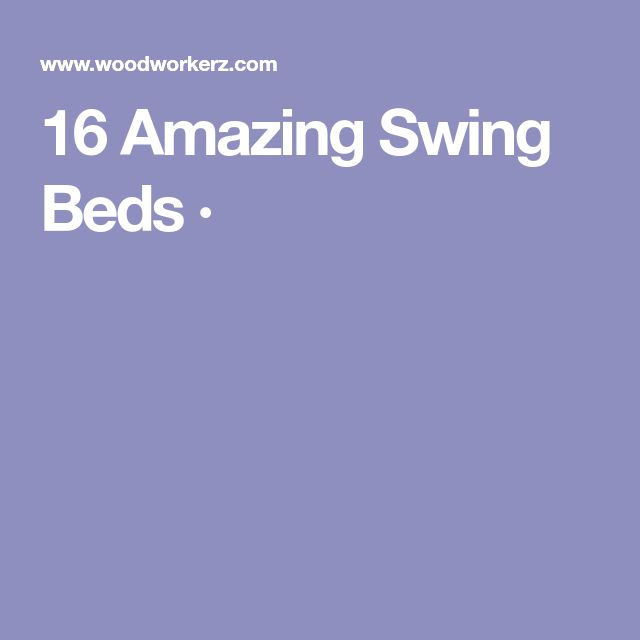 best 25 swing beds ideas on pinterest pallet swings diy swing and swinging life style
