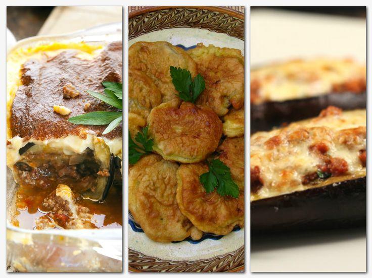 A 3 legjobb padlizsánból készült étel, amit kostóltál! Olcsó és nagyon finom!