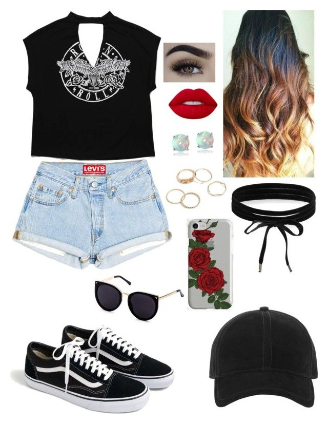 """""""Untitled #71"""" by bubblegumprincess831 on Polyvore featuring J.Crew, Lime Crime, Boohoo, Glitzy Rocks and rag & bone"""