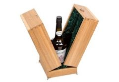 Футляр для бутылки вина, коньяка