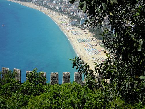 Cleopatra Beach - Alanya.