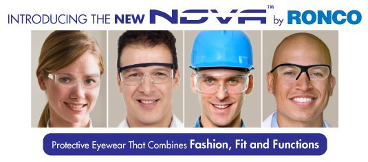 http://ca.en.safety.ronco.ca/news/49/ronco-introduces-nova%E2%84%A2-a-new-line-of-safety-glasses-delivering-comfort,-protection-and-style RONCO Introduces Nova™: A New Line of Safety Glasses Delivering Comfort, Protection and Style