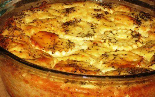 Retete Culinare - Cartofi gratinati