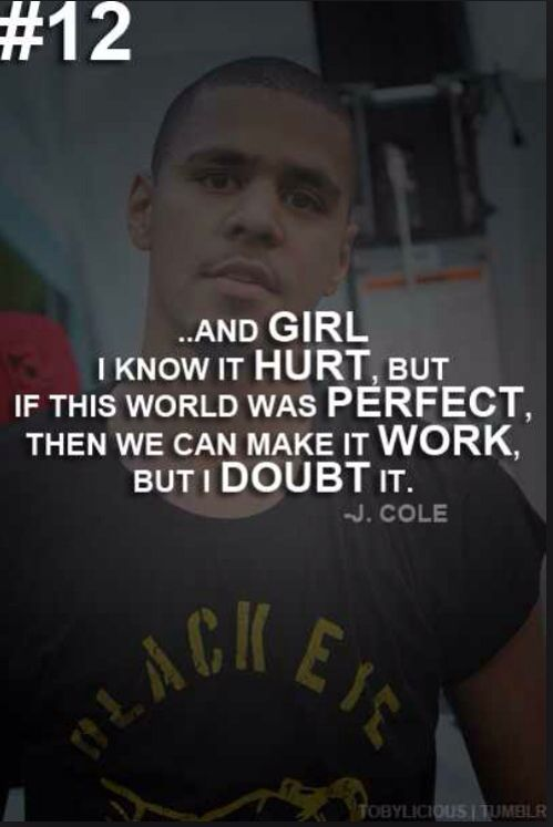 j cole quotes about girls - photo #23