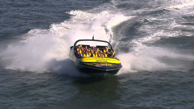 #Video from Paradise Jet Boating #ecotourism #Queensland Australia