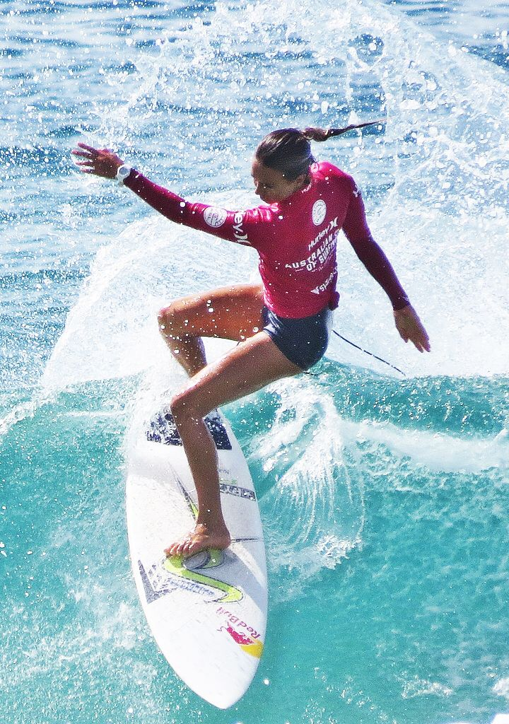 Sally Fitzgibbons #surf