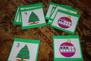 Christmas 10 frames matching gameFrames Matching, 10 Frames Kindergarten, Ten Frames, Christmas 10, Christmas Theme, Kinderkid Fun, Christmas Ornaments, Kindergarten Christmas, Christmas Trees