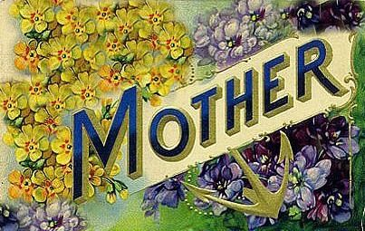 #mothersday: Mothersday, Happy Mothers, Vintage Holiday, Mothers Day Vintage Cards, Holidays, Street Signs, Mother'S Day, Mom, Free Vintage Mothers Day Cards
