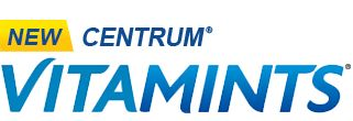Try new Centrum Vitamints for free!  I received the kit from Smiley360 for free!  They are great for anyone who hates to swallow a huge vitamin pill!