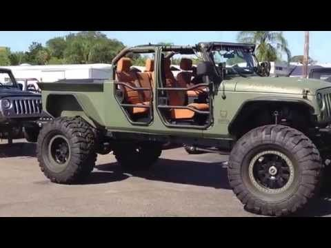 Jeep Wrangler Rubicon Jk8 Conversion Youtube Jeepers