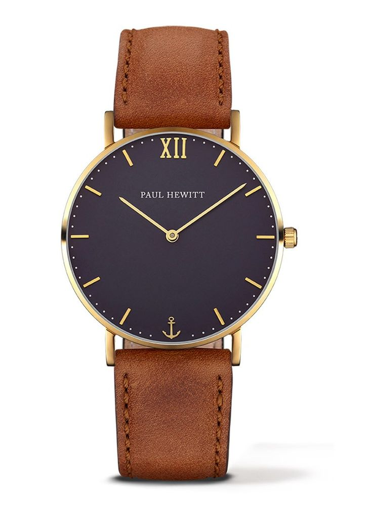 Paul Hewitt Horloge Sail PH-SA-G-SM-B-1M • de Bijenkorf