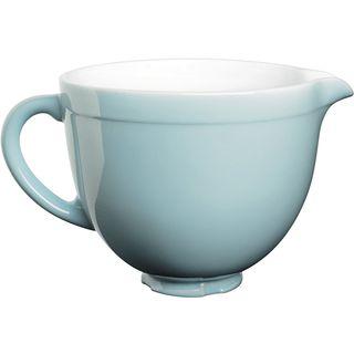 4,8L Keramikschüssel - Gletscherblau 5KSMCB5GB