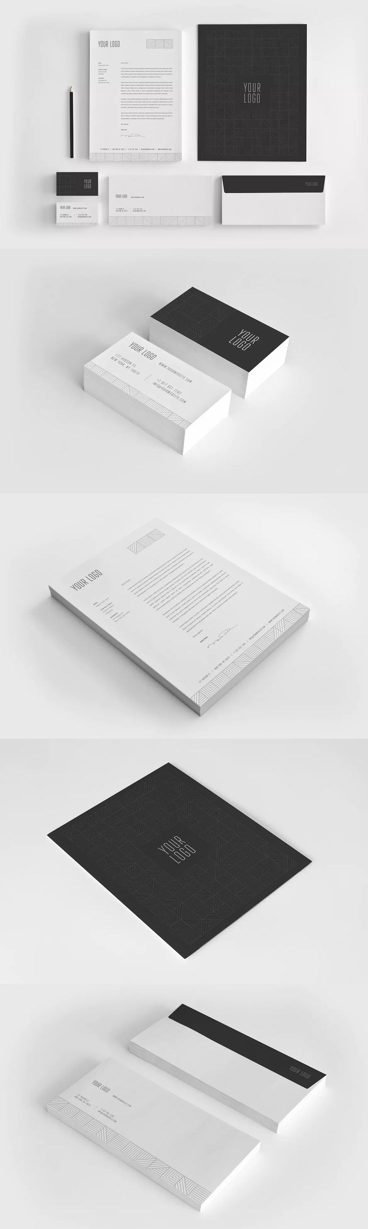 62 best Corporate Identity Template images on Pinterest | Corporate ...
