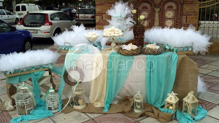 Στολισμός Γάμου Max Bianco