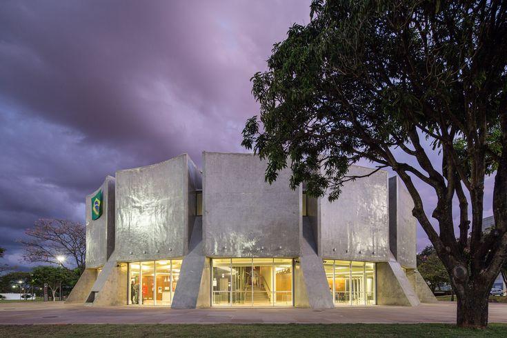 Clássicos da Arquitetura: Planetário de Brasília,© Joana França
