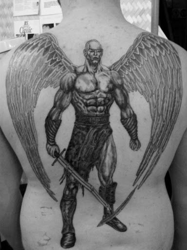 Angel Tattoos Designs And Ideas