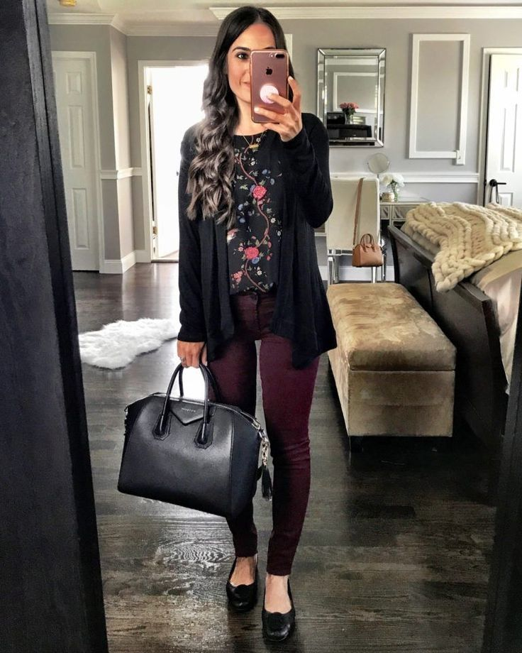 49 Winter Casual Work Outfits You Will Fall in Love