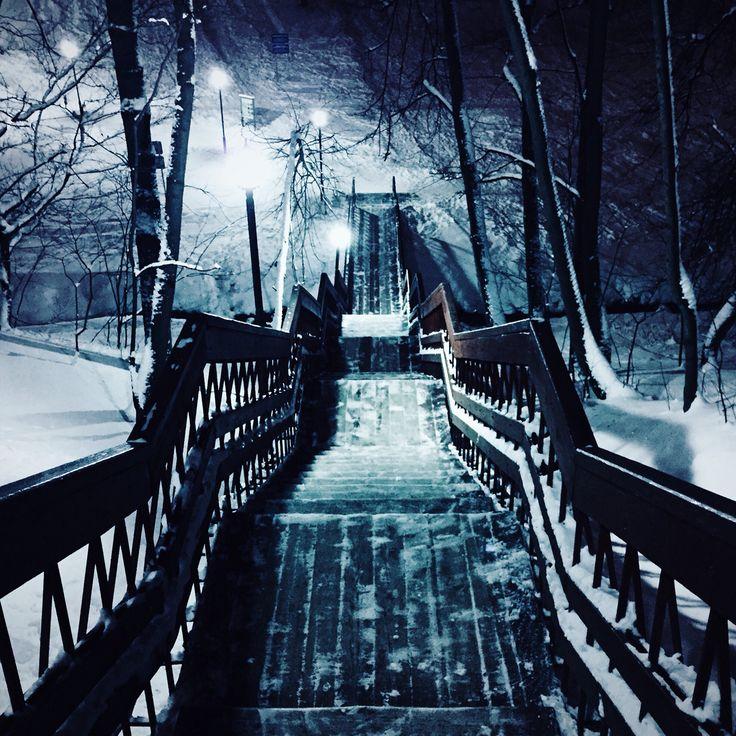 Moscow, Kolomenskoye park
