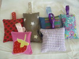 Faire des petits sacs de lavande pour les armoires ! + Tuto • Hellocoton.fr