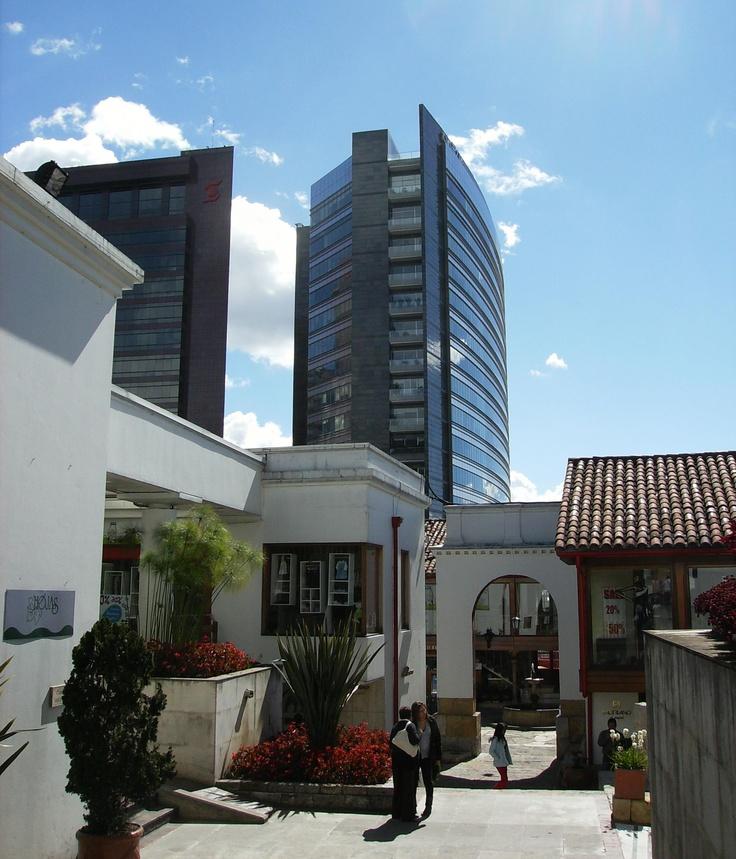 centro comercial hacienda santa barbara,bogota