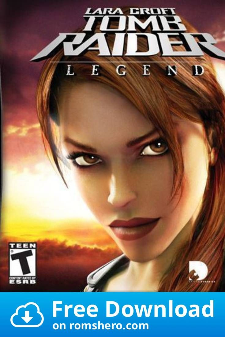 Download Tomb Raider Legend Supremacy Nintendo Ds Nds Rom