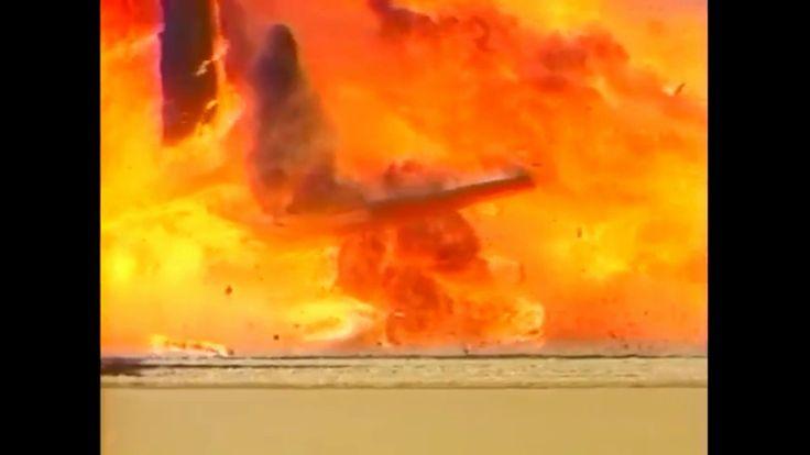 Inside a Boeing 720 Crash