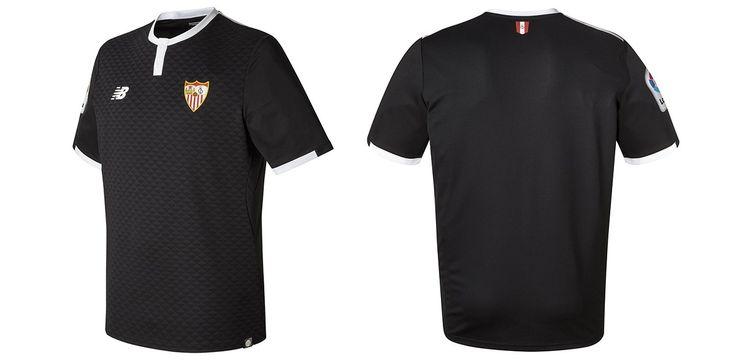 Camisas do Sevilla FC 2017-2018 New Balance | Mantos do Futebol Camisas de Futebol