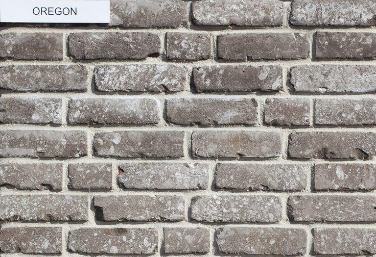 Retro bricks OREGON