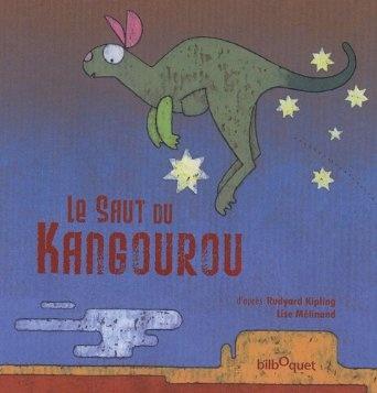 006 Le saut du kangourou Amazon.fr Lise Mélinand, Rudyard