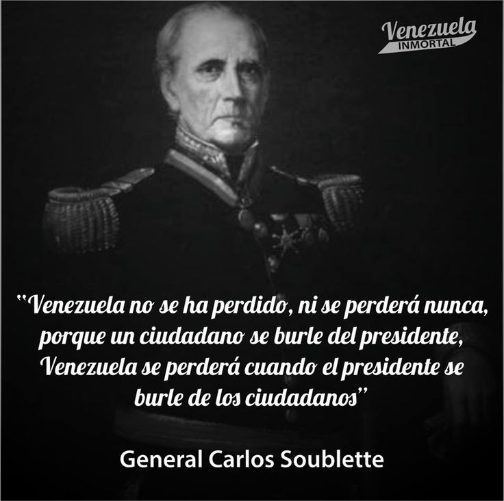 General Carlos Soublette