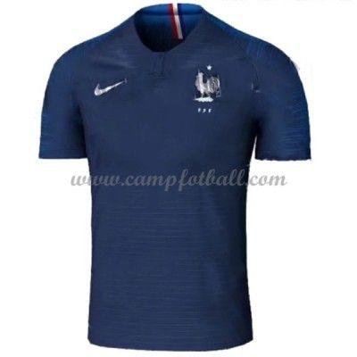 Billige Fotballdrakter Frankrike VM 2018 Hjemme Draktsett