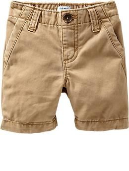 Twill Shorts for Baby   Old Navy