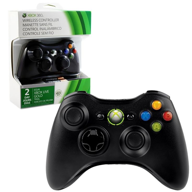 Xbox 360 Wireless Controller 2013 Edition in Black (Microsoft)  https://www.retrogamingstores.com/gaming-accessories/xbox-360-controller-wireless-2013-edition-black-microsoft  Get into the game like never before!