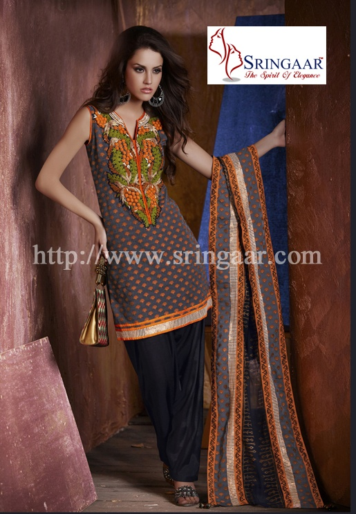 http://www.sringaar.com/buy/pakistani-salwarkameez-designs.aspx - Pakistani salwar kameez designs , Designer pakistani salwar kameez , Designer pakistani salwar suit - Sringaar.Com, Sringaar.Com Shopping is a one-stop shop for all your online buying desires. It is a premier online buying portal from India's largest Indian ethnic fabric supplier and exporter group.
