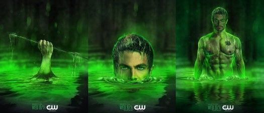 "Lazarus Pit On ""Arrow"""