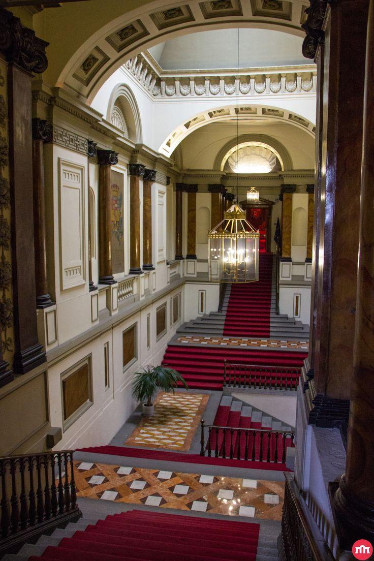 505 best images about palacios de madrid on pinterest - Casa santona madrid ...