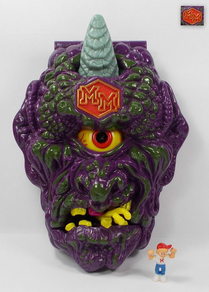 Mighty Max - Outwits Cyclops - Doom Zones - Bluebird Toys 1993 19