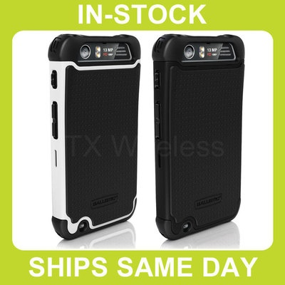 AGF Ballistic Shell Gel (SG) AT Motorola Atrix HD Case Cover - Various Colors