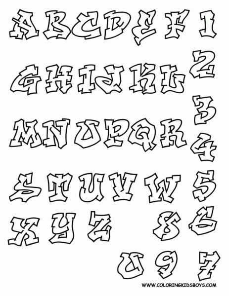 Best 25+ Graffiti alphabet styles ideas on Pinterest
