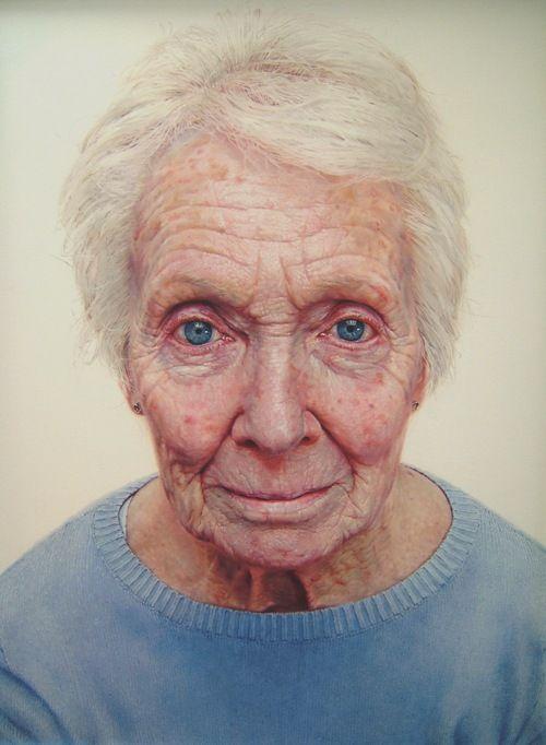 Sue Rubira - 'Maggie', 2008, oil on canvas, 76cm x 106cm