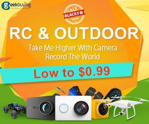 Business Stuff: RC Drone & Outdoor
