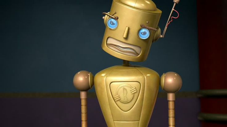 images of disney character carl the robot voice of harland williams | Cinema 52 | Year Two | Time Out: Meet the Robinsons