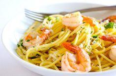 Паста с морепродуктами - Рецепты пасты с морепродуктами - Как