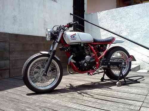 Honda Twister 250cc Cafe Racer